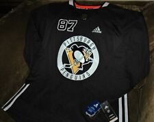 Sidney Crosby jersey! Pittsburgh Penguins Adidas size 52 large NWT Climalite