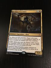 MTG MAGIC HOU THE SCARAB GOD (ENGLISH LE DIEU-SCARABEE) NM