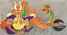 Hard Rock Cafe MADRID 2004 DRAGON Guitar Series PIN - LE250 - HRC Catalog #21330