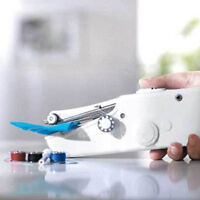 Mini Hand Held Cordless Sewing Machine Quick Stitch Clothes for Home Traveling /