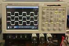Tektronix TDS7254B DPO 2.5 GHz 20 GSa/s 4-ch  3 probes P7240 one P7313