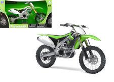 NEW RAY MODELLINO MOTOCROSS KAWASAKI KX 450 F SCALA 1:6 MODEL BIKE IDEA REGALO
