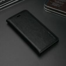 GARIZ Leather Wallet Stand Case for iPhone 6 4.7 PL-IP6SBK Black