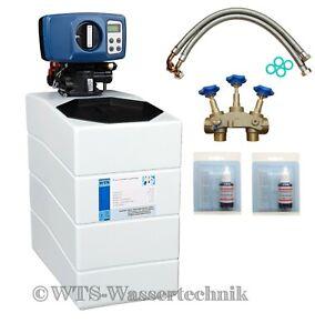 WTS AKE ECO 32 Wasserenthärtungsanlage 1-5 Per Wasserenthärter Entkalkungsanlage