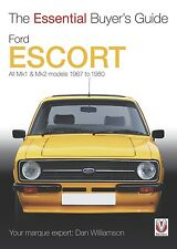 Ford Escort Mk1 & Mk2 1967 to 1980 Essential Buyers Guide Book *** Just Out! ***