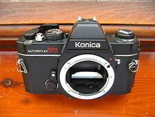 KONICA TC  SLR CAMERA BODY FOR 35mm film