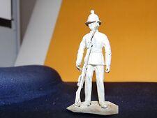 # 24 ROYAL MARINE W/ RIFLE    , 54mm white metal figure Hinton Hunt