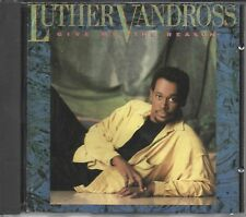 Luther Vandross ‎– Give Me The Reason    new cd