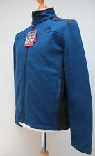 Men's ZeroXposur Fleece Jacket Full Zip Coat Blue Grey Green S M L XL BNWT