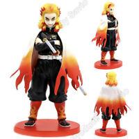 Rengoku Kyoujurou Demon Slayer Kimetsu no Yaiba 23cm PVC Figur Figuren