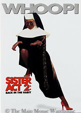 Sister Act 2 Back in the Habit Choir Competition Catholic Nun Comedy Sequel DVD