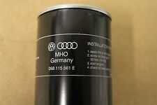 Engine oil filter Golf MK3 1.9 TDi Passat B4 068115561E New genuine VW part