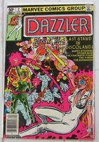 Dazzler #2 April 1981 Marvel Comics Newsstand