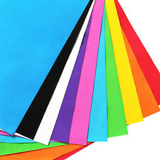 10x Thick Multi color A4 Sponge EVA Foam Paper Kids Handmade DIY Craft