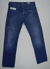 G-Star Raw Jeans BLADE PANT ORIGINAL Medium Aged W31 L34 EUC RRP $289 Mens