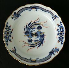 "AUTHENTIC ANTIQUE ""MEISSEN"" HAND PAINTED ""RICH DRAGON"" WALL CHARGER"