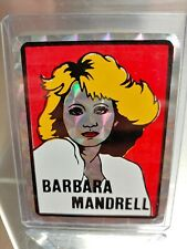 Vintage 70s Barbara Mandrell Vending Sticker Card Grand Ole Opry Country