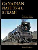 Canadian National Steam! Paperback Donald R. McQueen