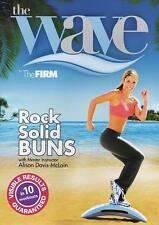 The Wave (by The Firm) - Rock Solid Buns Dvd - New & Sealed!