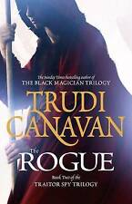 The Rogue: Book 2 of the Traitor Spy, Very Good Condition Book, Canavan, Trudi,