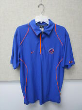 Boise State University Extra Large Golf Shirt by Nike Dri-Fit