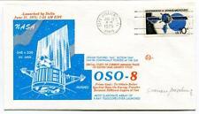 1975 OSO-8 Prime Goal Delta Cape Canaveral Hughes Mariner 10 SPACE NASA USA SAT