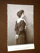 Poetessa Vittoria Aganoor Pompilj Padova, 26 maggio 1855 – Roma, 8 maggio 1910