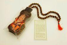 Prayer Mala Beads - Sandalwood - 108 Prayer Beads