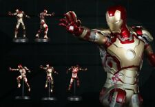 Hot Toys Iron Man 3 Movie - 1:6 Scale Iron Man Power Pose Mark XLII PPS-001 MISB