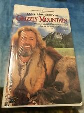 Brand New Grizzly Adams In Grizzly Mountain VHS Tape Dan Haggerty Rare Classic