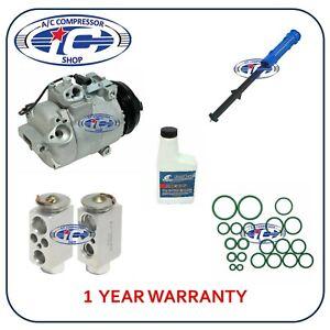 A/C Compressor Kit Fits BMW 545i 550i 645Ci 650i OEM 7SEU17C 97358
