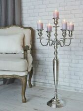 Tall 5 Arm Candelabra Taper Candle Holders Wedding Centerpieces 100CM