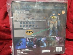 Mezco Toyz One:12 Collective PX Batman Supreme Knight DC Blue Suit NEW DC Comics
