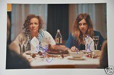 Claudia Eisinger & Katja Riemann signed 20x30cm Foto , Autogramm / Autograph