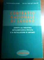 CONTRATTO NAZIONALE DI LAVORO - AA.VV - BARDI - 2000 - M