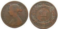 ~~ Nouvelle Ecosse - New Scotia: Victoria - One Cent ~~
