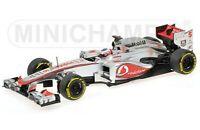 MINICHAMPS 530 121873 131875 McLAREN F1 model SHOW CARS J Button 2012 / 13 1:18
