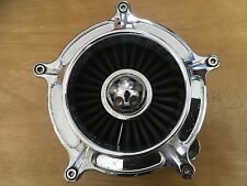 Harley Davidson Roland Sands Turbine Air filter For 99 To 2015 Softail And Dyna