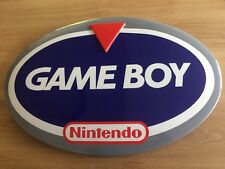 Gameboy Classic Demopod Retro Store Display Advertising Sign Nintendo Super Rare
