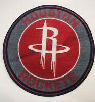 NBA Houston Rockets 25 inches Roundel Area Rug Floor Mat