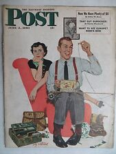 Saturday Evening Post  Magazine   June 3,1950  Coby Whitmore  GREAT VINTAGE ADS
