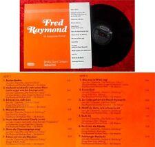 LP Berolina Sound Orchester Siegfried Mai Fred Raymond