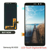 OEM For Samsung Galaxy A8 2018 A530 LCD Display Touch Screen Digitizer Assembly