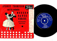"""DANCE"".SYDNEY THOMPSON ORCH.MODERN DANCE SERIES.UK ORIG 7"" EP & PIC/SL.VG"