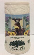 1998 Limited Edition Santa Anita Park Beer Stein
