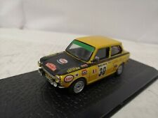 Daf 55 66 Rally Monte Carlo 1972 #30 Laurent 1/43 1 43 PRESTIGE kit built