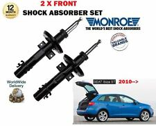 FOR SEAT IBIZA ST ESTATE 2010--> NEW 2 X FRONT LEFT + RIGHT SHOCK ABSORBER SET