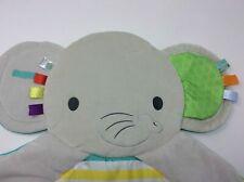 Taggies Elephant Baby Mat Sensory Crinkle Ears