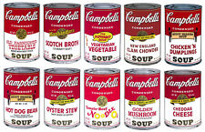 Campbell's Soup-Series II Suite (Sunday B. Morning), Silkscreen, Andy Warhol