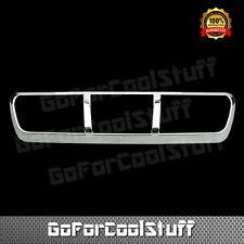 For 09 10 11 12 13 14 Ford F-150 Chrome 3Rd Brake Taillight Cover Trim Bezel